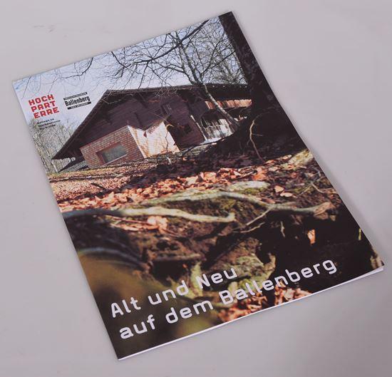 Picture of Alt und neu auf dem Ballenberg