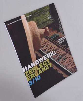 Image de Zeitschrift Handwerk 3/2010