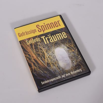 Image de DVD Seidenraupenzucht