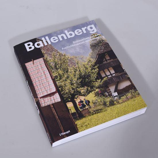 Image sur Ballenberg Jubiläumsbuch /  Livre anniversaire du Ballenberg