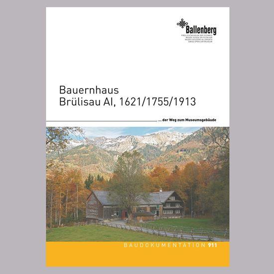 Bild von Baudokumentation Brülisau