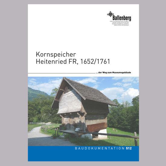 Bild von Baudokumentation Heitenried